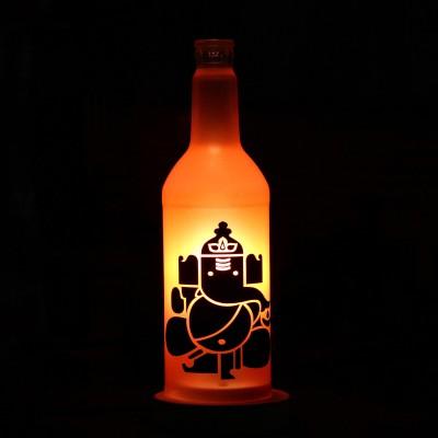 Kavi The Poetry Art Project Ganesha Glory Table Lamp