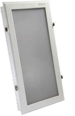 FortuneArrt 35 Watt Rectangle LED Panel light (White) Night Lamp
