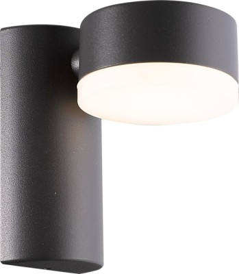 Vinay Electricals 6W LED Outdoor (Warm White/Yellow) Night Lamp