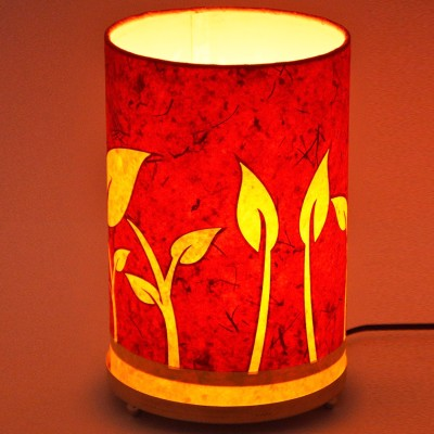 Craftter Growing Plants Round Table Lamp