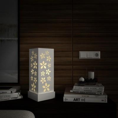 DecorNation Korean Style Floral Table Lamp