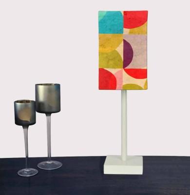 Nutcase Venn Col Table Lamp