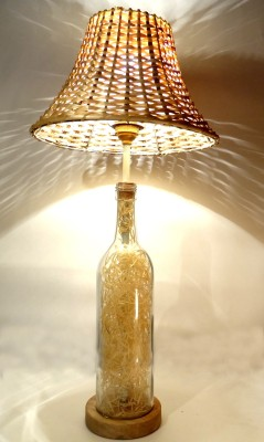 Kavi The Poetry Art Project Hay-Day Table Lamp