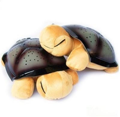 HealthIQ Yellow Turtle Night Lamp