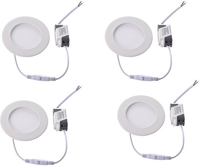 Champion 6w Round LED Panel Night Lamp