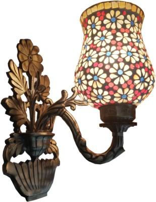 LightingWorld Floral On Flower Base Night Lamp