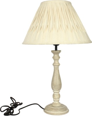 The Decor Mart Wood Table Lamp