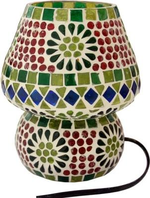 Letter Holder Glass 1 Table Lamp
