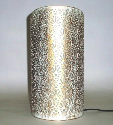 V Design N Decor Lamp Leaf white Table Lamp