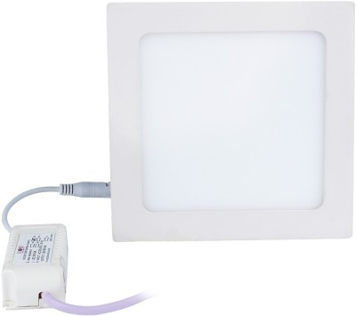 DECOREX 12W LED Panel Light (Light Colour : Cool White) Night Lamp