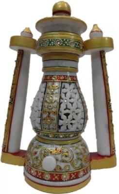 krishna art marble Night Lamp