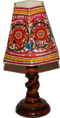 Nayahub Grapes Flower Hexagonal Table Lamp