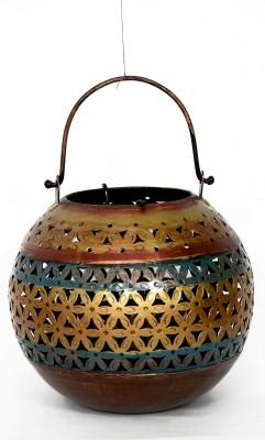KHUSHI HANDICRAFTS IRON LAMP Table Lamp