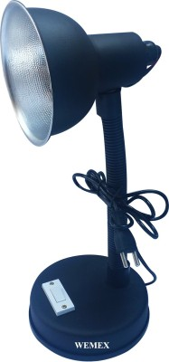 Wemex Studying & Reading Black Matte Study Lamp
