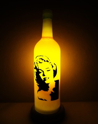 Kavi The Poetry-Art Project Marilyn Night Lamp