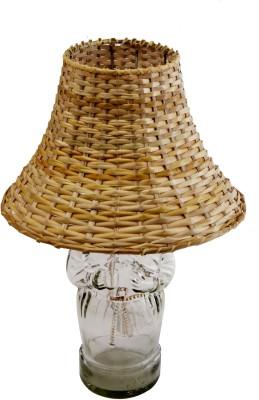 Aadhya Creations Mank Statu Table Lamp