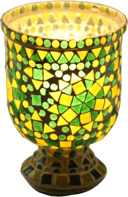 Brahmz Mossiac HandCrafted Table Lamp
