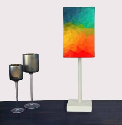 Nutcase Multi Color Mix Table Lamp