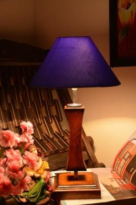 Yashasvi Yashasvi Royal Blue Table Lamp Table Lamp