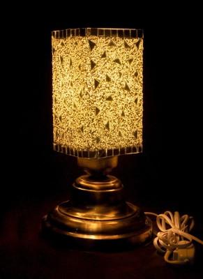 Gojeeva Antique Mosaic Work Decorative 13 Table Lamp