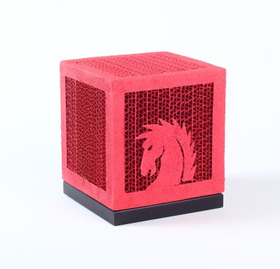Sylvn Studio Cheval Pink Table Lamp