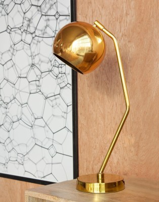 Orange Tree Dew Gold Table Lamp