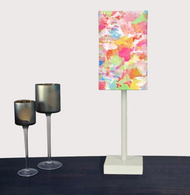 Nutcase Splashes Of Color Table Lamp