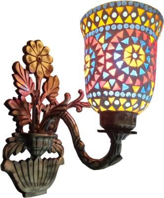LightingWorld Rainbow on Flower Base Night Lamp