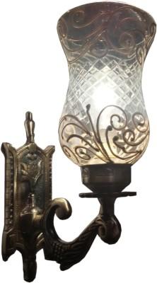 LightingWorld Golden Cut with Golden lines Night Lamp