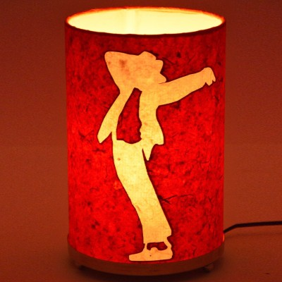 Craftter Michael Jackson Round Table Lamp