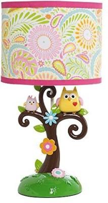 Lambs & Ivy Dena Happi Tree with Shade and Bulb Table Lamp
