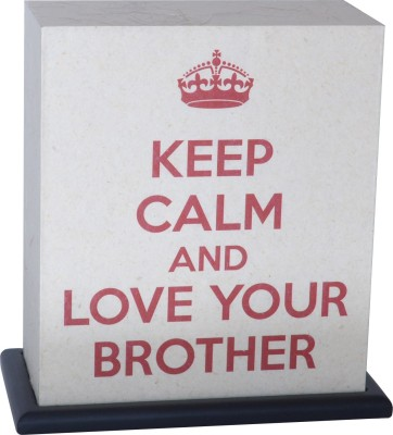 Shady Ideas Love Your Bother Table Lamp