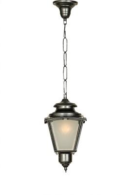 Fos Lighting Classic Silver Grey Outdoor Lantern Light Night Lamp