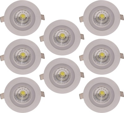 Lime Light SH21.MDR 12W ROUND SF8-White Night Lamp