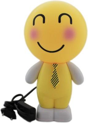 Tootpado Smiley Cartoon LED Desk - 1m191 - Table , Study (Size: 12x12x24 cm) Night Lamp