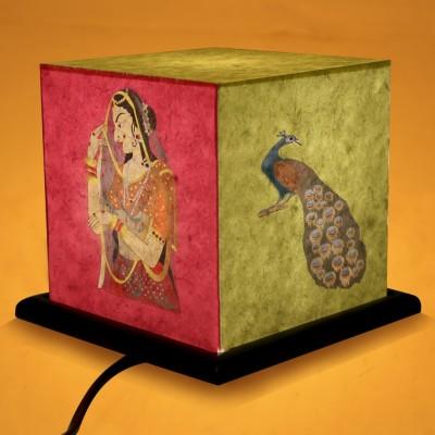 Art Potli Indian Royals Table Lamp