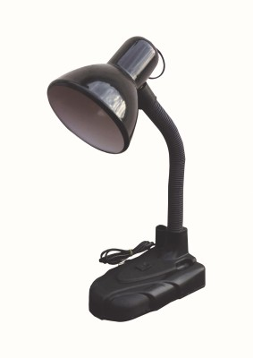 Micron Elegant Black With 5w LED bulb Table Lamp