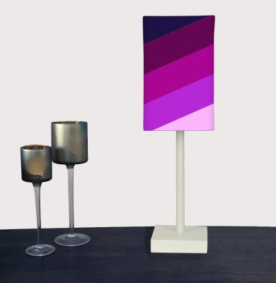 Nutcase 50 Shades Of Purple Table Lamp
