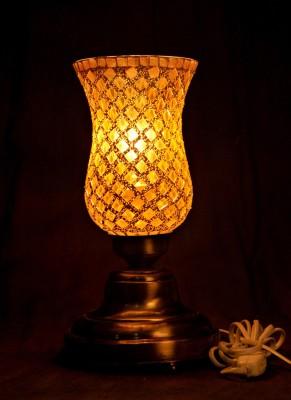 Gojeeva Antique Mosaic Work Decorative 5 Table Lamp