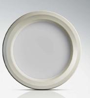 Syska LED Slim Down Light-Edge Series Night Lamp(White)