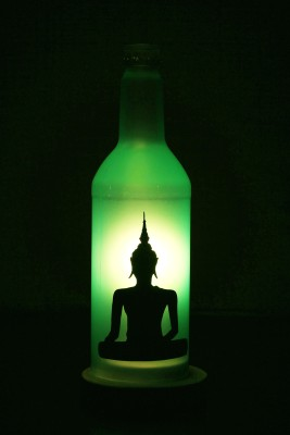 Kavi The Poetry Art Project Buddha Table Lamp