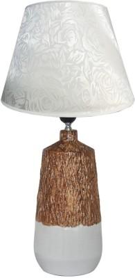 Scrafts Elegant Tree Log Table Lamp