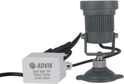 Advik Black Night Lamp
