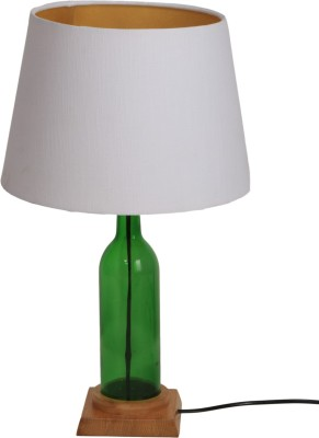 Bespoke Crafts WHITE WINERY Table Lamp