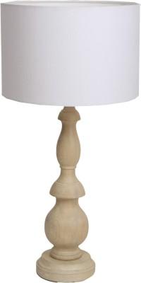 Bespoke Crafts ANTIQUE WHITE ASH Table Lamp