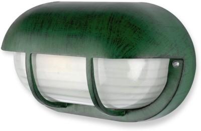Fos Lighting Antique Green Bulkhead Light Night Lamp