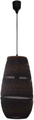 Adithya Lamps Coop Brown Colour Hanging Light Night Lamp
