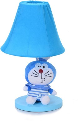 Scrafts Soft Toy Children,S Cat Blue Small Table Lamp
