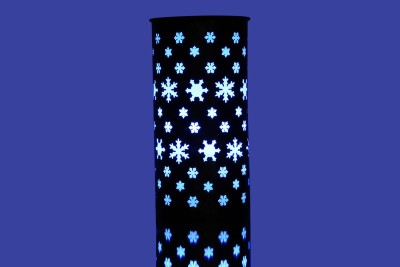 Basement Bazaar Stars Table Lamp