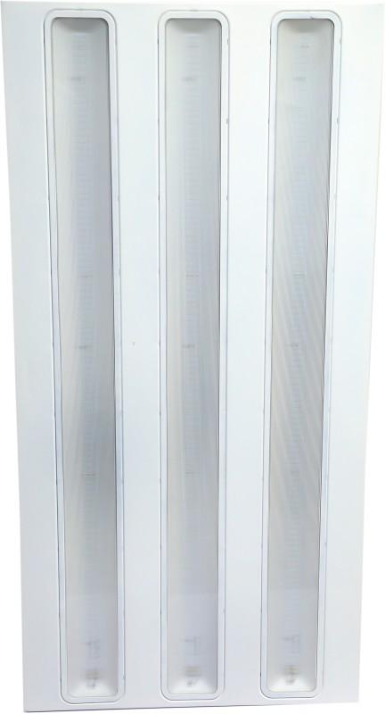 Smart Sense Lighting 2' X 4''Ft 60w Led Troffer Night Lamp(3 cm, White)